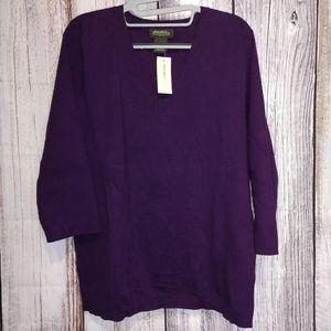 Eddie Bauer women's sweater - XXL